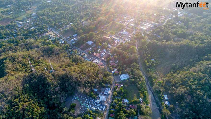 Paquera Costa Rica town