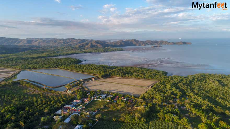Paquera Nicoya Peninsula small beach town