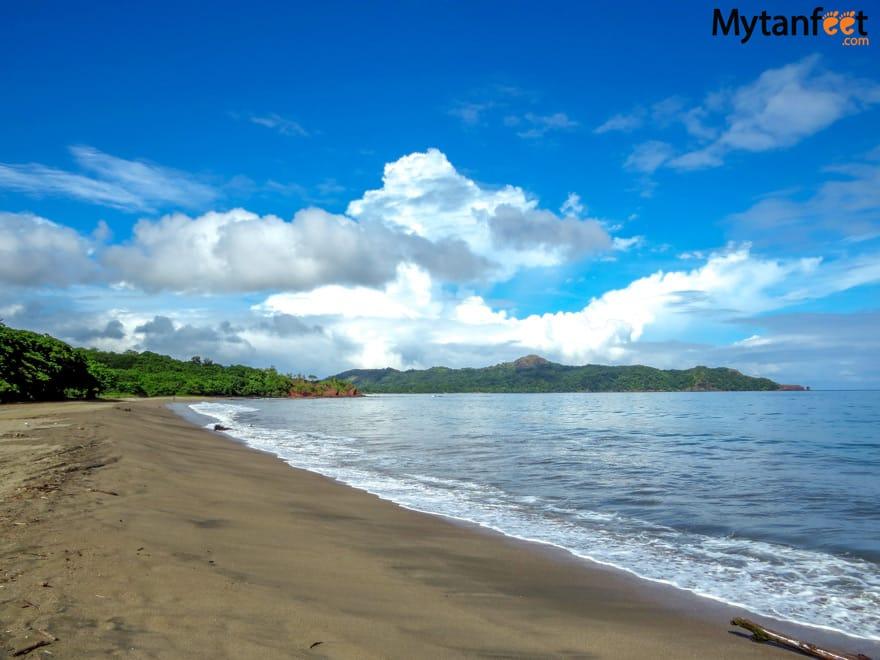 Playa Brasilito Costa Rica beach