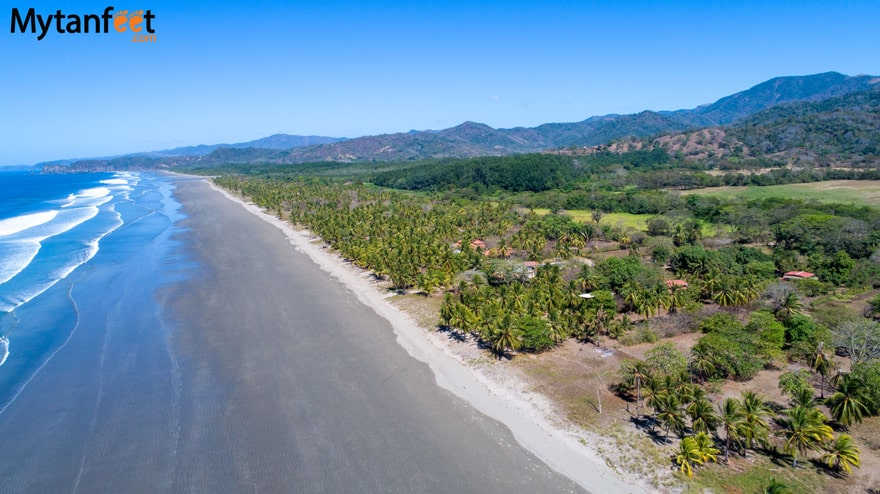 Playa Coyote Costa Rica - Punta Coyote