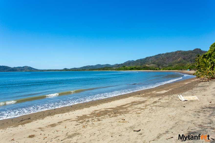 Playa Pochote near Paquera