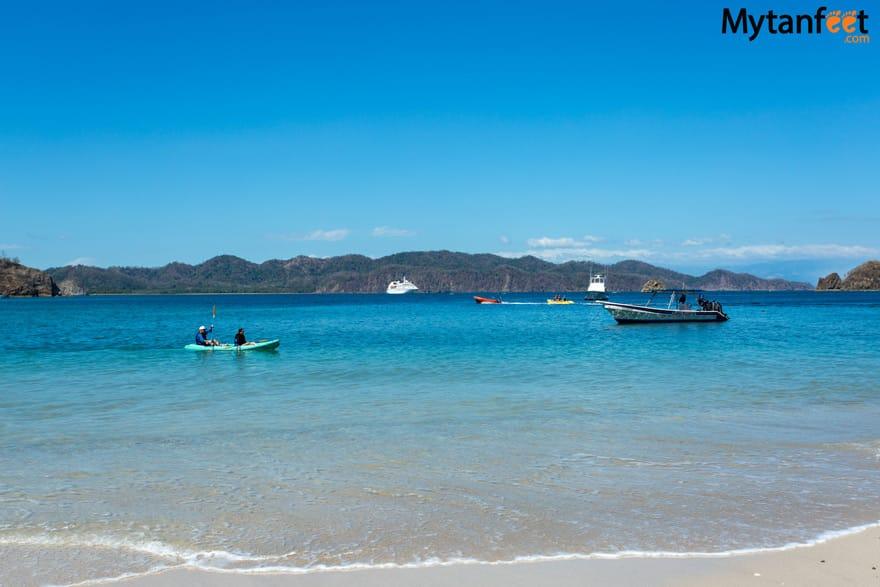 Tortuga Island Costa Rica Day tour