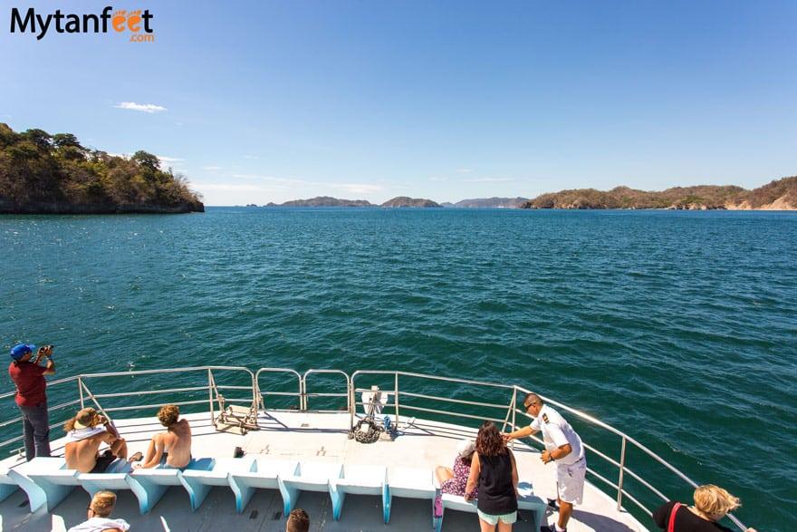 Tortuga Island Costa Rica Catamaran Cruise - Bay Island Cruises