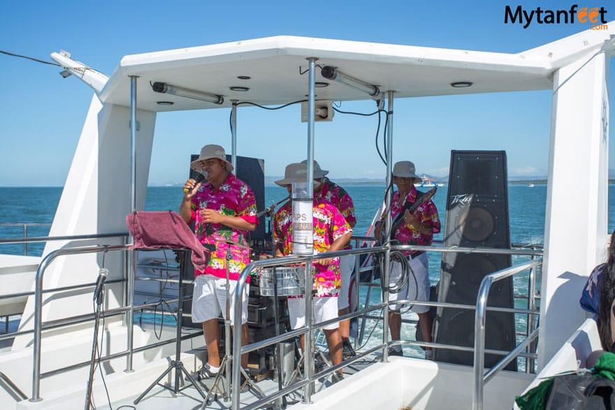 Tortugua Island Costa Rica Catamaran Cruise - Bay Island Cruises