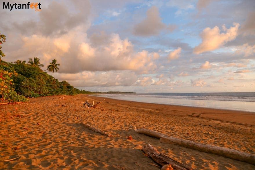 Dominical beaches