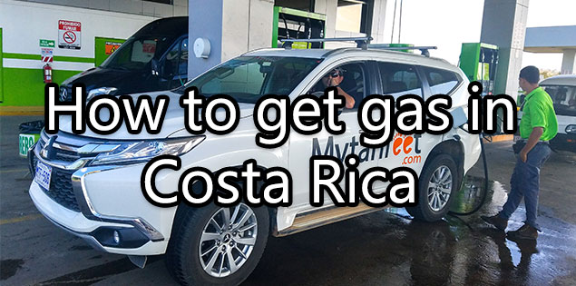 How to get gas in Costa Rica featured