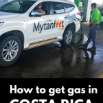 How to get gas in Costa Rica guide