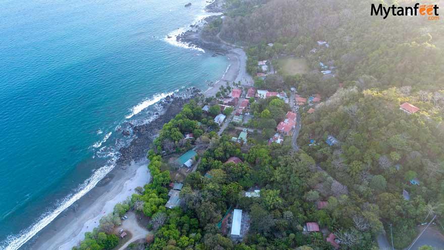 Montezuma Costa Rica town