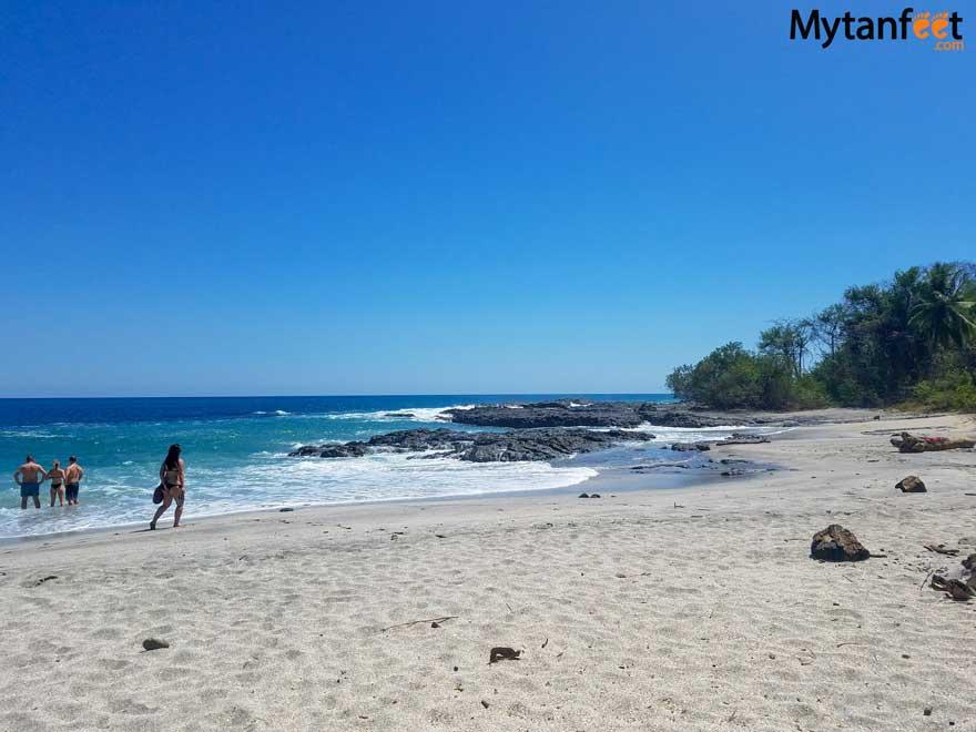 Montezuma - Las Manchas beach