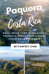 Paquera is a small town in the Nicoya Peninsula, near the Paquera ferry. It's the perfect town for those who want to experience more Costa Rican life as it is not very touristy.