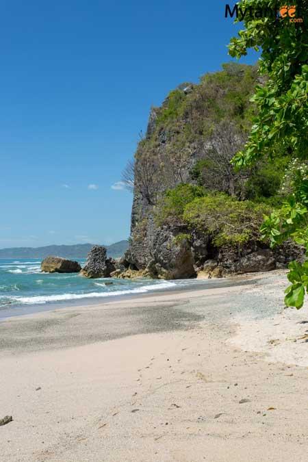 Playa Cuevas Costa Rica Playa Los Suecos Mal Pais Bat cave