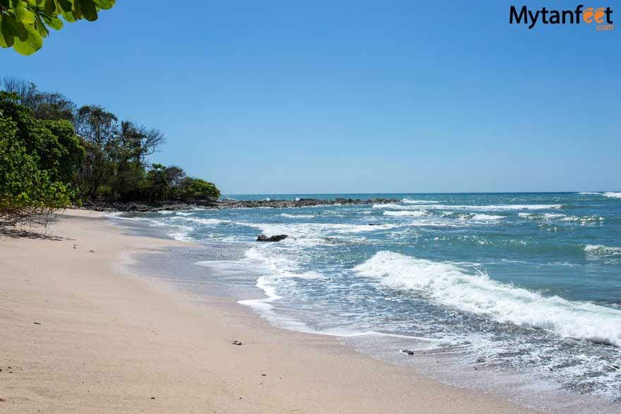 Playa Cuevas Costa Rica Playa Los Suecos Mal Pais snorkeling