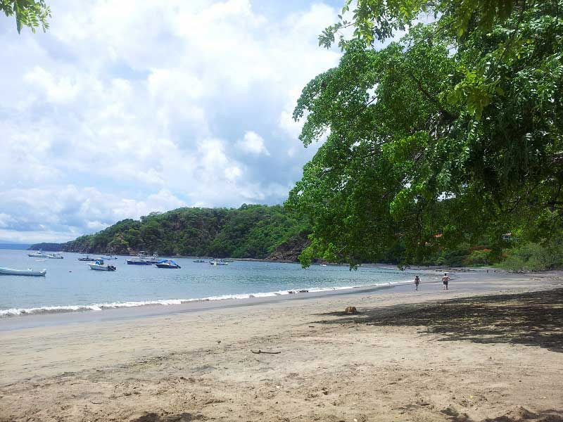 playa ocotal Costa Rica