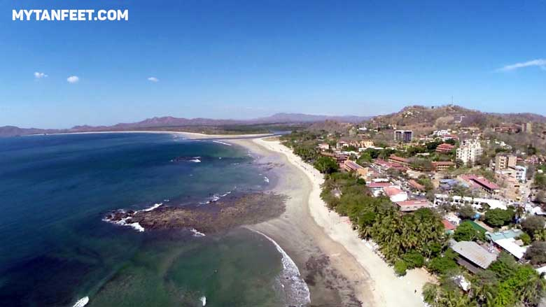 Best places in Costa Rica for first time visitors - Playa Tamarindo