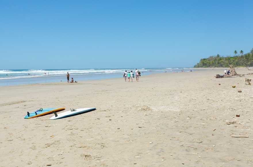 Santa Teresa Costa Rica - Playa Hermosa