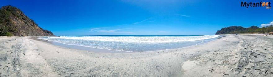 Barrigona Costa Rica beach