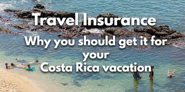 Costa Rica travel insurance World Nomads featured