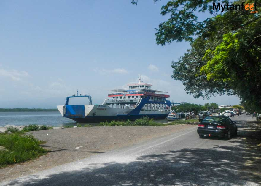 Puntarenas Ferry