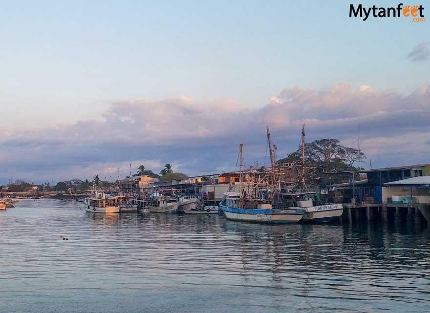 Puntarenas port
