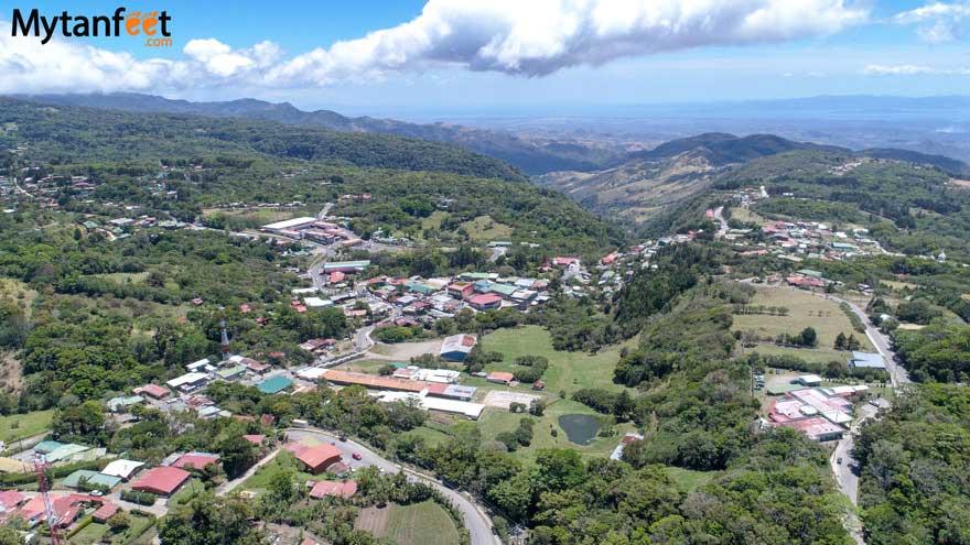 Monteverde town