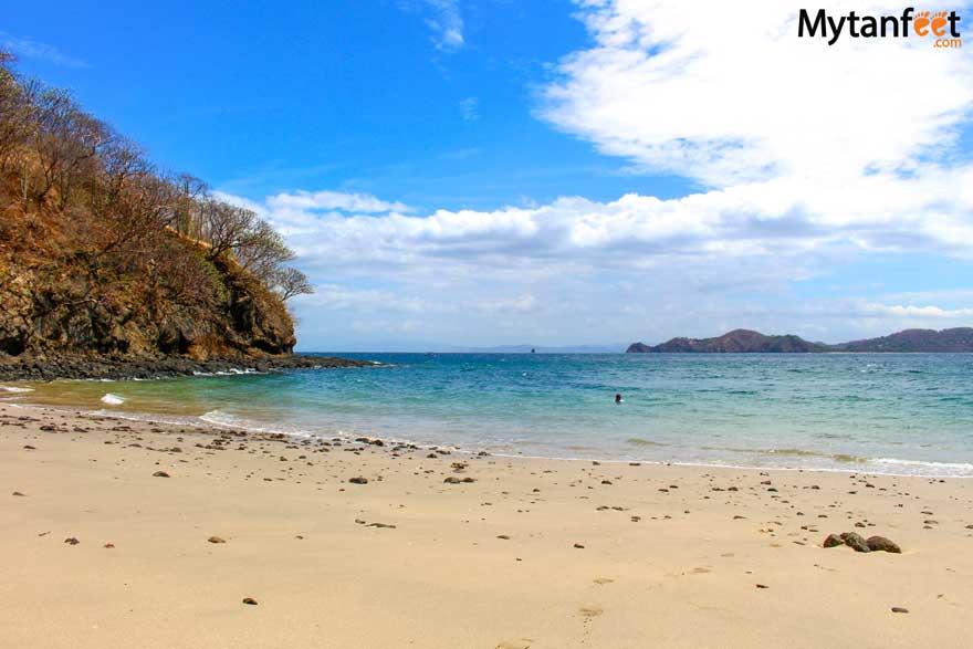 Playa Calzon De Pobre beach