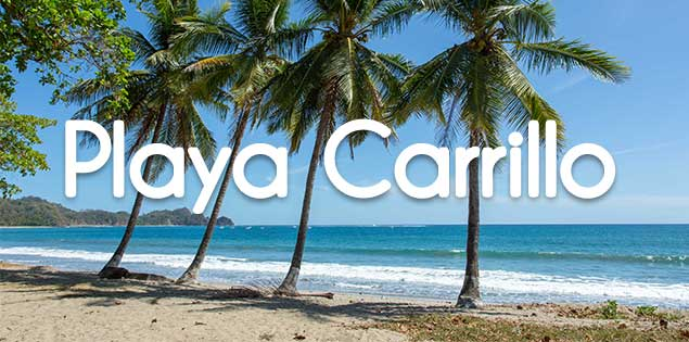 Playa Carrillo featured