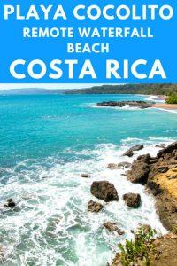 Playa Cocolito Montezuma