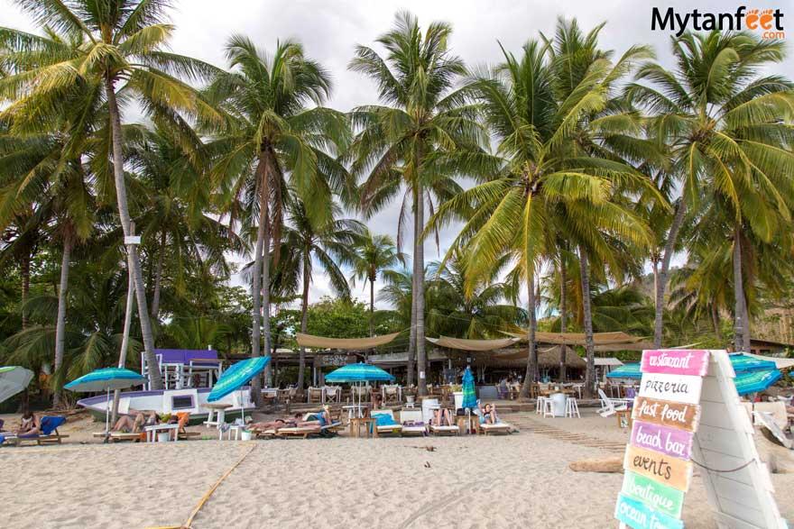 Samara Costa Rica beach