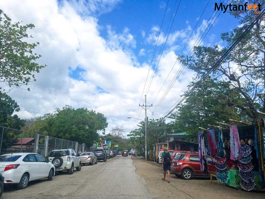 Samara Costa Rica town