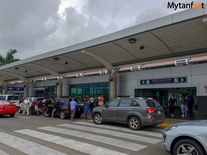 San Jose International Airport Costa Rica SJO