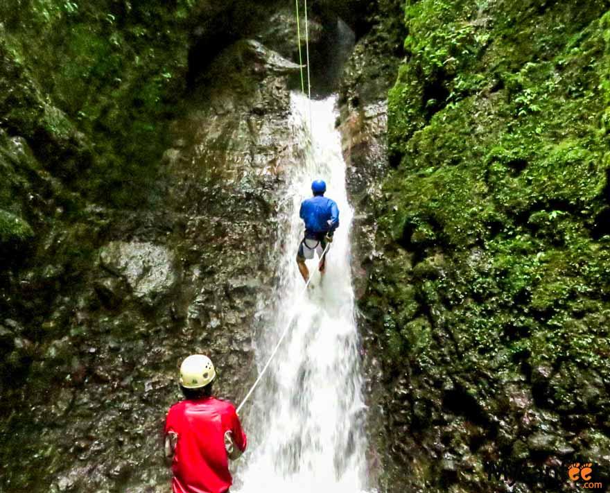 world nomads Costa Rica travel insurance - adventure activities
