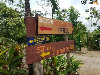 Bogarin Trail La Fortuna