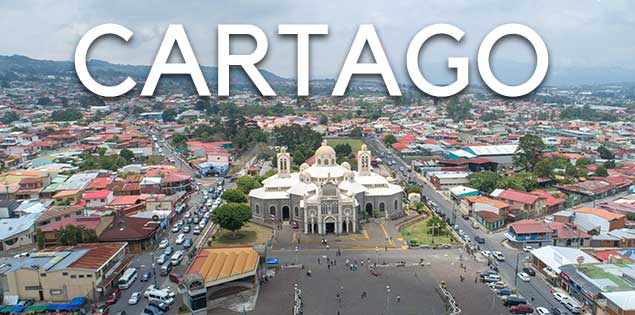 Cartago Costa rica featured