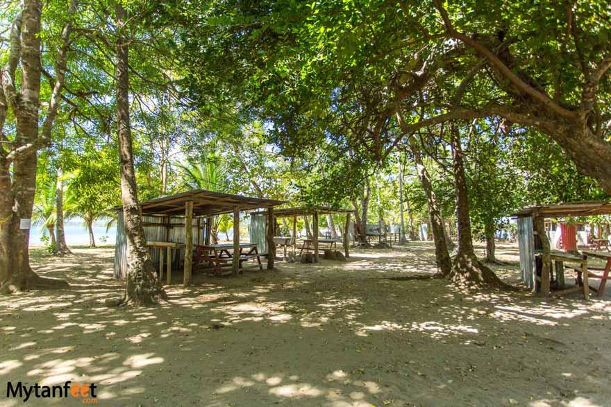 Playa Pochote Costa Rica - campground and campsite