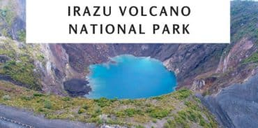 irazu volcano national park guide featured