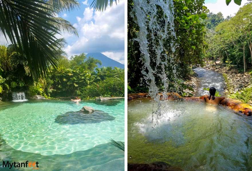 Arenal Springs Resort and Spa Hot Springs