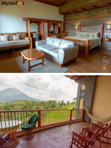 Arenal Springs Resort and Spa room