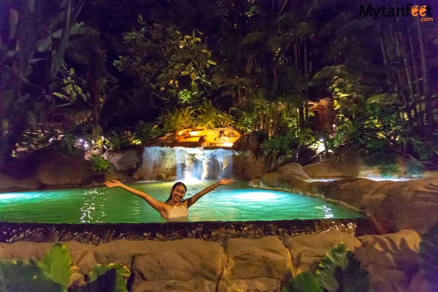 Arenal springs resort and spa - los perdidos hot springs