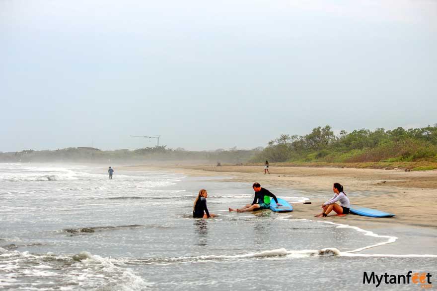 Avellanas, Costa Rica Surf