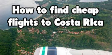 Cheap flights to Costa Rica featured