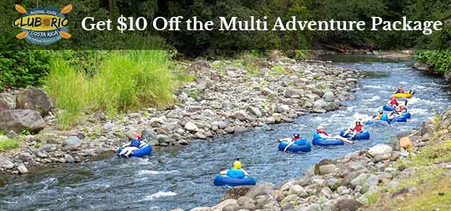 Club Rio Discount – Get $10 Off the Multi Adventure Package