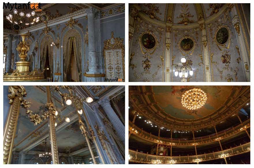 San Jose city tour Costa Rica - National Theater