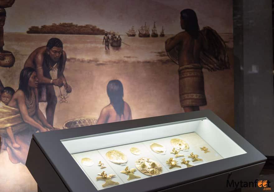 San Jose city tour Costa Rica - Pre Columbian Gold Museum