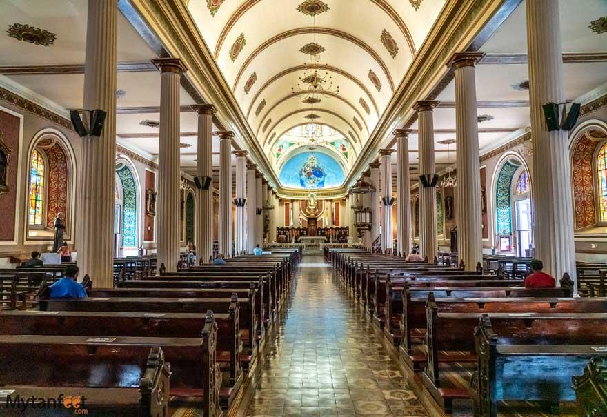 San Jose city tour cathedral