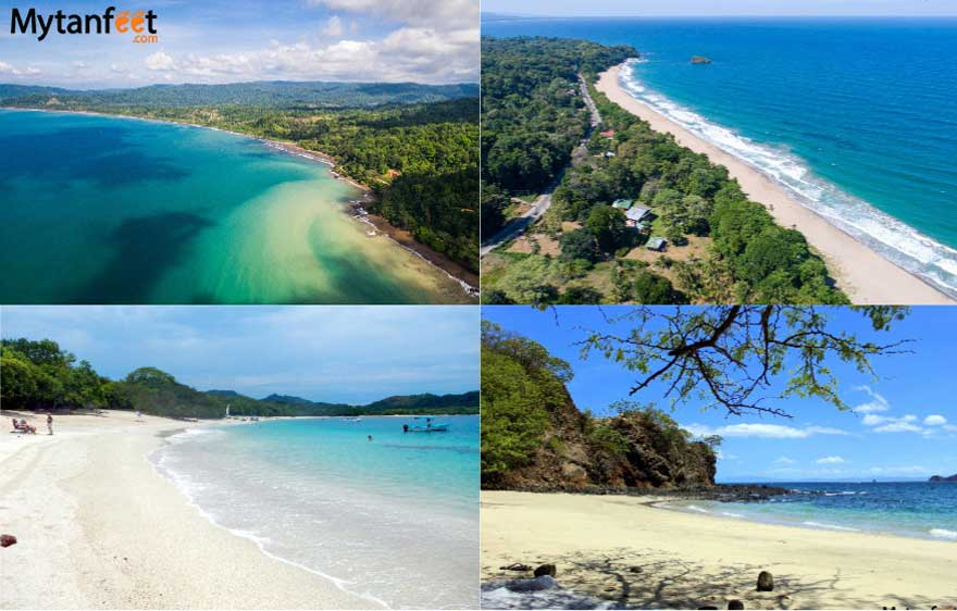 Costa Rica questions and answers - beaches