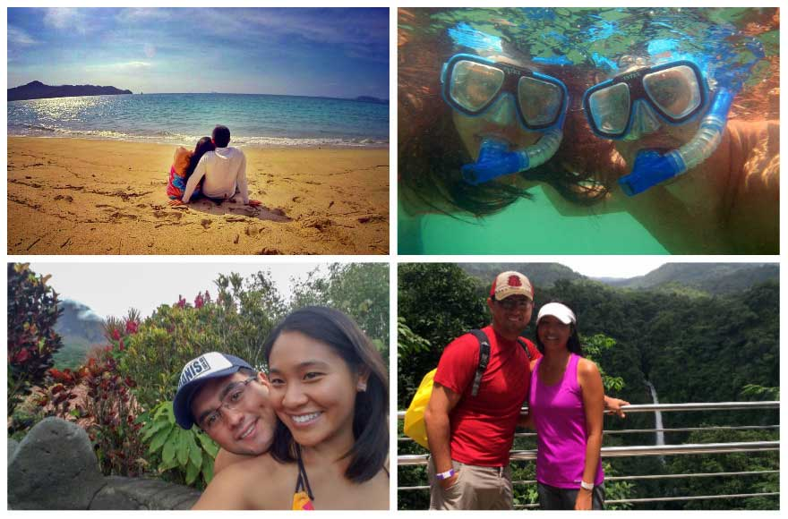 Costa Rica Honeymoon Itinerary and Ideas - 1 week itinerary