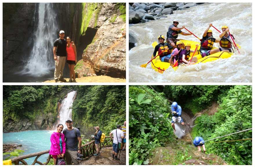 Costa Rica Honeymoon Itinerary and Ideas - Adventure Itinerary