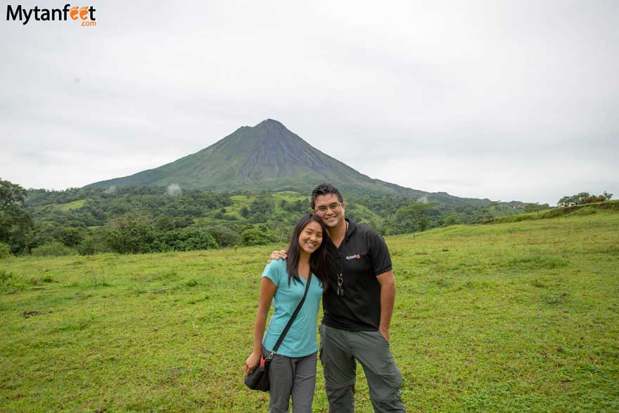 Costa Rica Honeymoon Itinerary and Ideas - Arenal