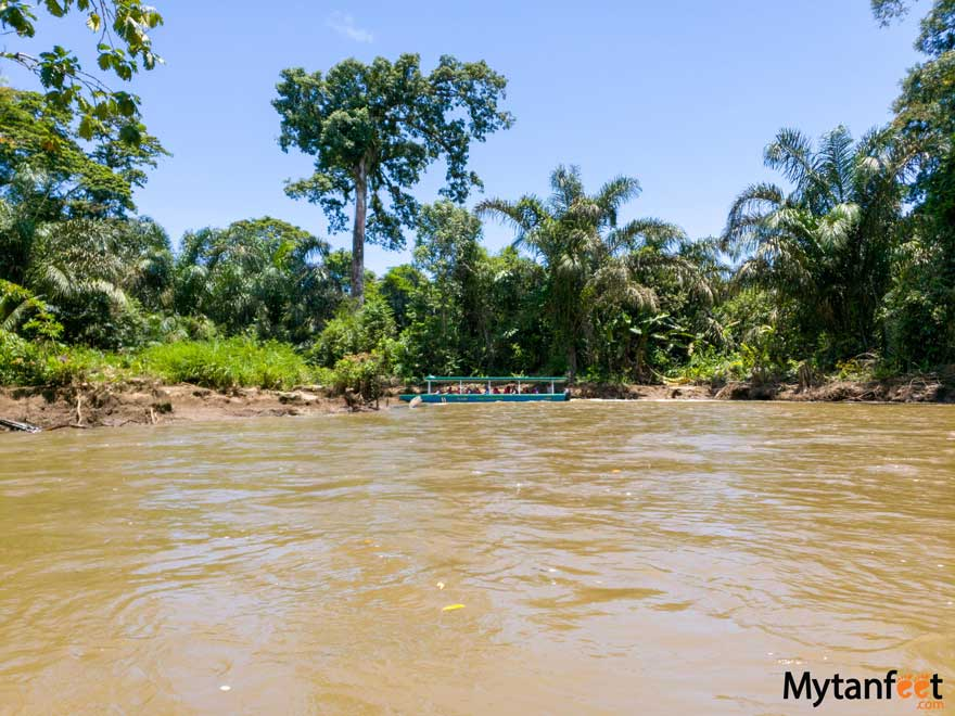 How to get to Tortuguero - TOrtuguero boat ride