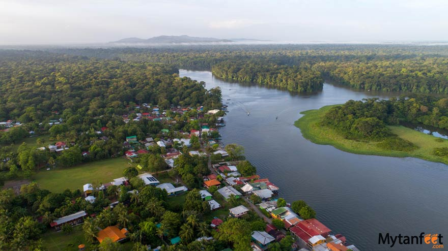 How to get to Tortuguero - getting to Tortuguero by plane